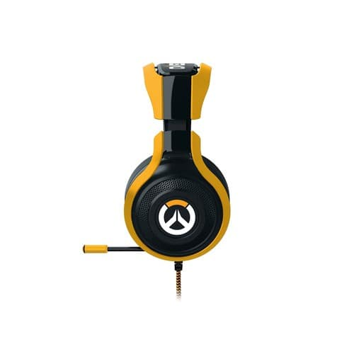 50% off Razer ManO'War Headset While supplies last! OW Edition $54.99