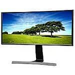 "SAMSUNG S29E790C  29"" Ultrawide Curved FullHD LED-Backlit LCD Monitor - 21:9 - Metallic/Glossy Black 399.99 @ Newegg FS"