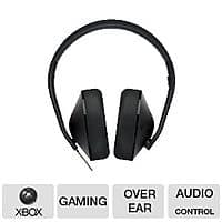 TigerDirect Deal: Microsoft Xbox One Stereo Headset S4V-00001 with 3 month Gold subscription for 44.99 @ TigerDirect