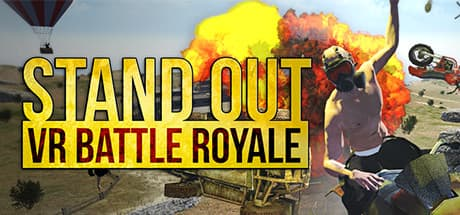STAND OUT: VR Battle Royale PCDD @ Steam  (lowest EVER 75% off) $6