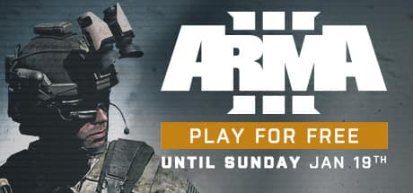 Arma 3 @ Steam - Play For FREE -or- buy full [lowest ever] 70% off $8.99