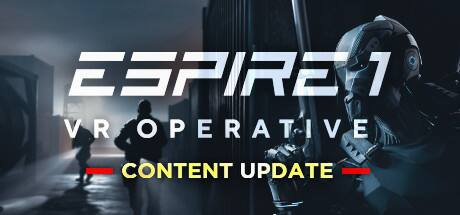 Espire 1: VR Operative Steam Key [lowest ever] 50% off $14.99