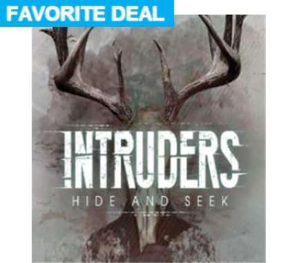 Intruders: Hide and Seek (2D or VR )  @ Steam [lowest ever] @ 85% off