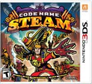 Code Name: S.T.E.A.M. (Nintendo 3DS) Gamestop pre-owned $5