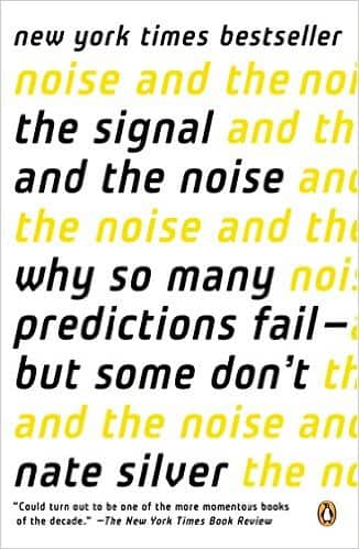 Signal and the Noise (Kindle) by Nate Silver -- $1.99