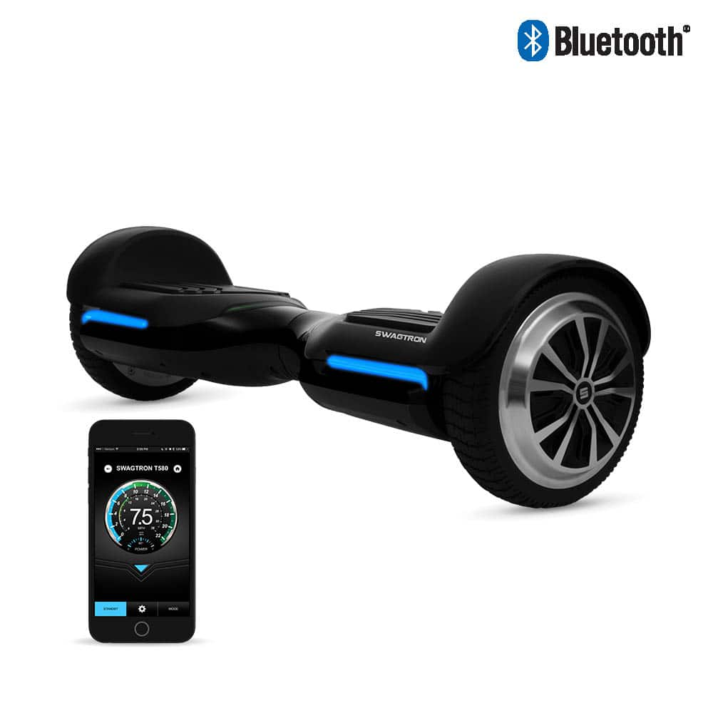 Select Walmart Stores: SWAGTRON T5 Sport Bluetooth Hoverboard $75 (YMMV) (B&M)