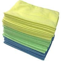 """Amazon Deal: Zwipes Microfiber Cleaning Cloths (36-Pack, 12"""" X 16"""") Assorted Colors $10.88 or as low as $9.25 S&S at Amazon. Lowest price ever!"""