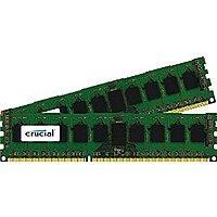 Amazon Deal: Amazon ($124.99) Crucial 16GB (2 x 8GB) 240-Pin DDR3 SDRAM ECC Unbuffered DDR3 Server Memory