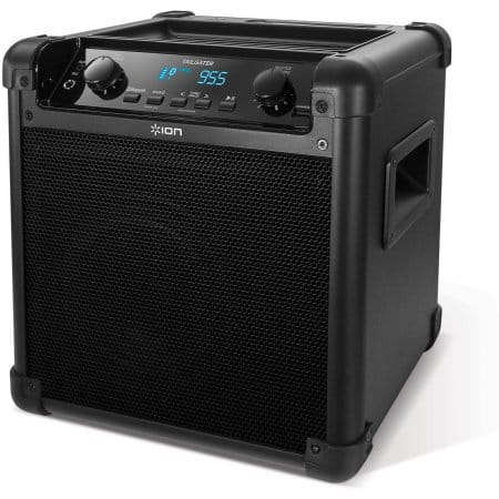 iON IPA77 Audio Tailgater Bluetooth Speaker  Clearance YMMV $59.99 Store Only