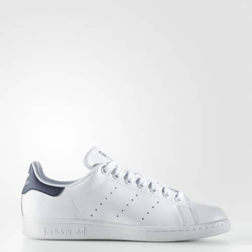 pretty nice 3123c becd5 Black/White Adidas Stan Smith Shoes Women's (Sizes 8.5-10 ...
