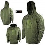 Field Supply: 60% Off 5.11 Tactical Hoodies - $18