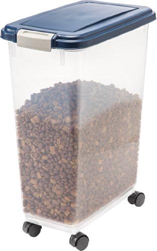 IRIS Airtight Food Storage Container 25 pound - $14.96, 35 pound - $18.95