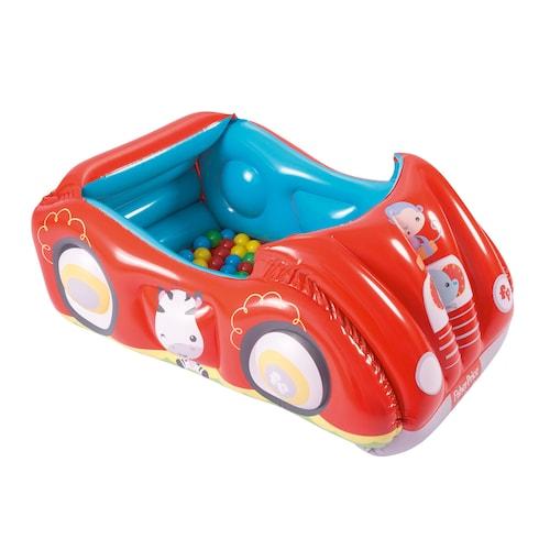Kohls Cardholders:Fisher-Price Race Car Ball Pit 12.59 FS $12.59