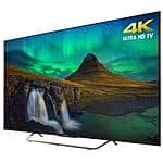 Sony 55 Inch 4K Ultra HD Smart TV 55X850C 3D UHD TV + $300 Dell Gift Card - $1498