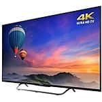 Sony 43 Inch 4K Ultra HD Smart TV 43X830C UHD TV + $150 Dell eGift Card - $798