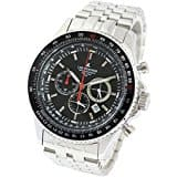 Citizen Men's BJ7000-52E Nighthawk Stainless Steel Eco-Drive Watch Amazon Deal for $154.99