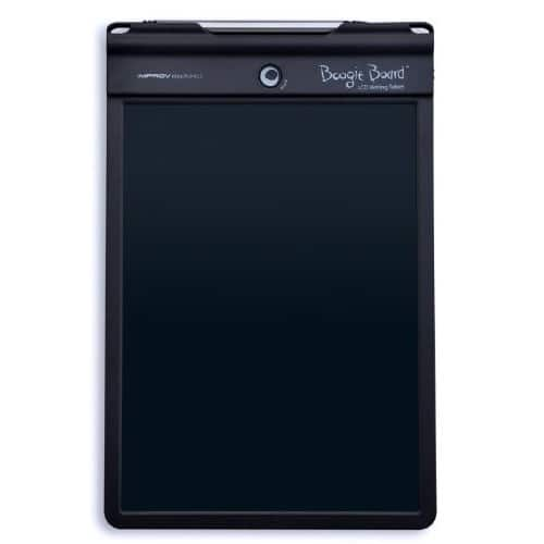 Boogie Board 10.5 Inch Passive LCD single-page Writing Tablet (Black) $22.12