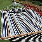 Prime Garden Quilted Fabric Hammock $79.99 + FS @ Amazon