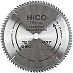 12-Inch 60-Tooth ATB Thin Kerf General Purpose Saw Blade $19.99 + ship @ Amazon
