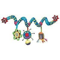 Manhattan Toy Whoozit Activity Spiral Stroller and Travel Activity Toy $  14.74 @Amazon