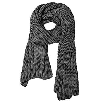 Winter Thick Cable Knit Wrap Chunky Long Warm Scarf  $9.59 + Free Shipping
