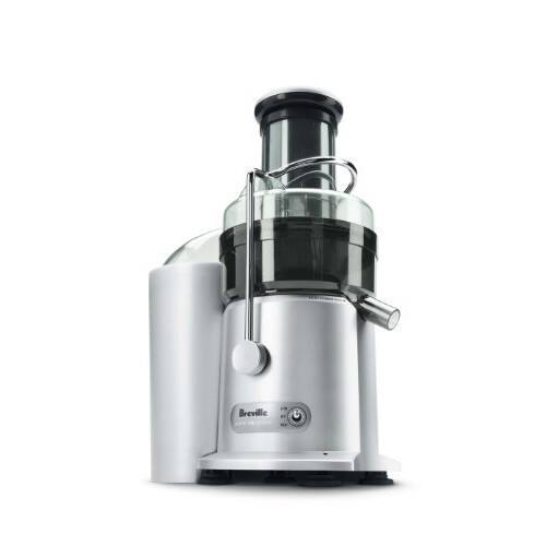 Breville JE98XL Juice Fountain Plus 850-Watt Juice Extractor $94.87