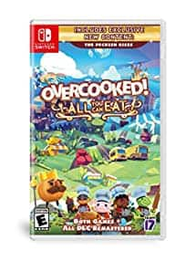 Overcooked! All You Can Eat - Nintendo Switch, PS5, XBox $29.99