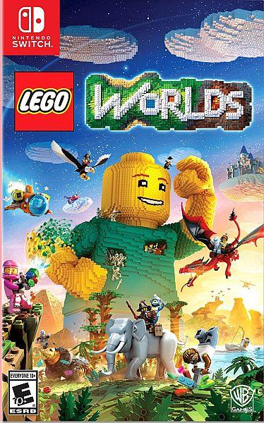 Lego Worlds (Nintendo Switch) at AMAZON / TARGET for $15.00