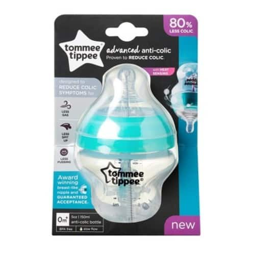Tommee Tippee Advanced Ant-Colic Bottle - 5oz,1 Count $7.99