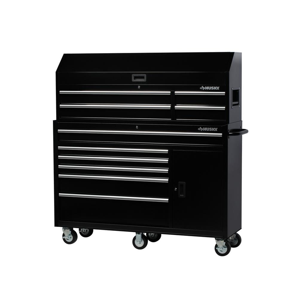 Husky 61 in. W 10-Drawer Tool Chest $448.00