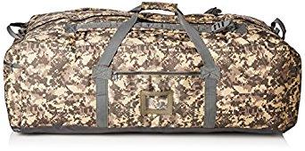 "Large 36"" x 15"" Tactical Duffel Bag Rucksack Backpack Pack Gear Bag, ACU Military Camo $7.64 free s/h"