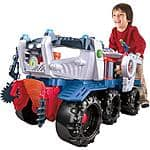 Fisher-Price Imaginext deals: Supernova Battle Space Rover $69.97 - Stegosaurus $8.39 @ Walmart