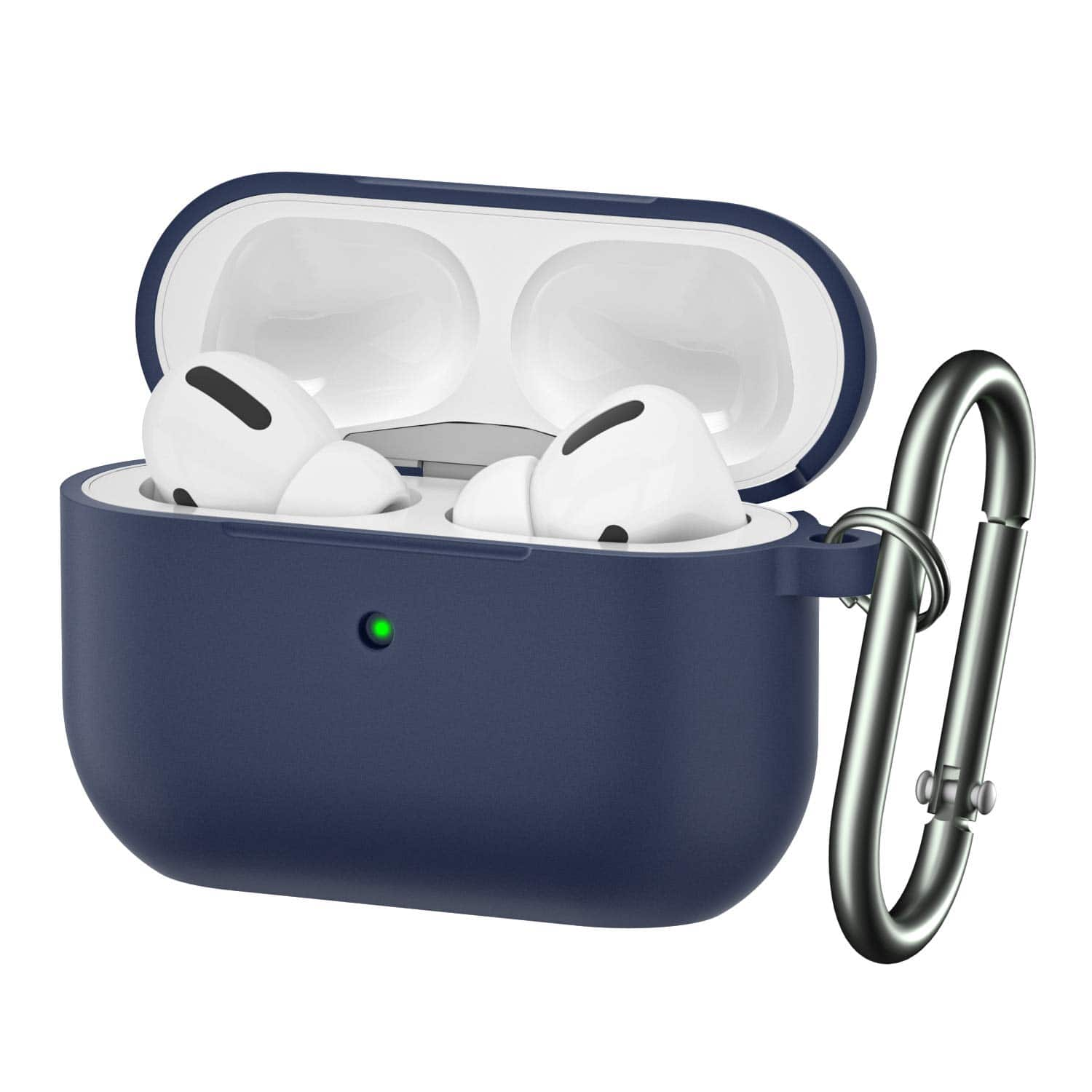 BRG for Airpods Pro Case, Soft Silicone Skin Cover Shock-Absorbing Protective Case $2.99