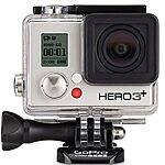 GoPro HERO3+ Silver Edition Camera Manufacturer Refurbished  $179.99