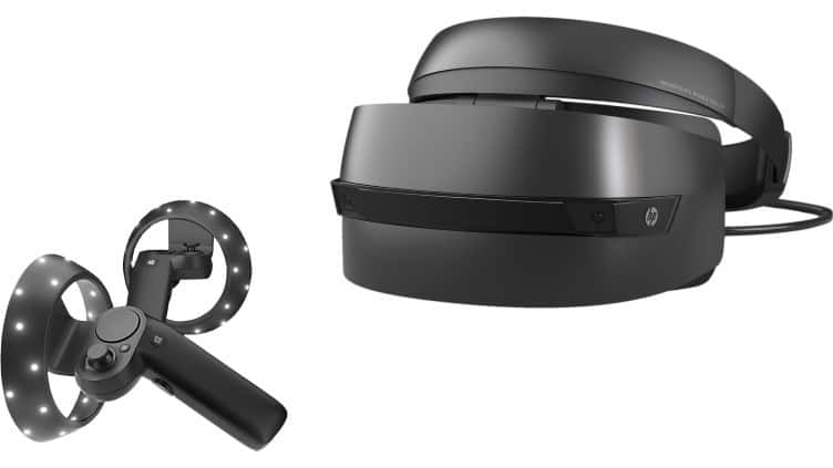 HP Mixed Reality Headset w/ Motion Controllers for $199 Free S/H