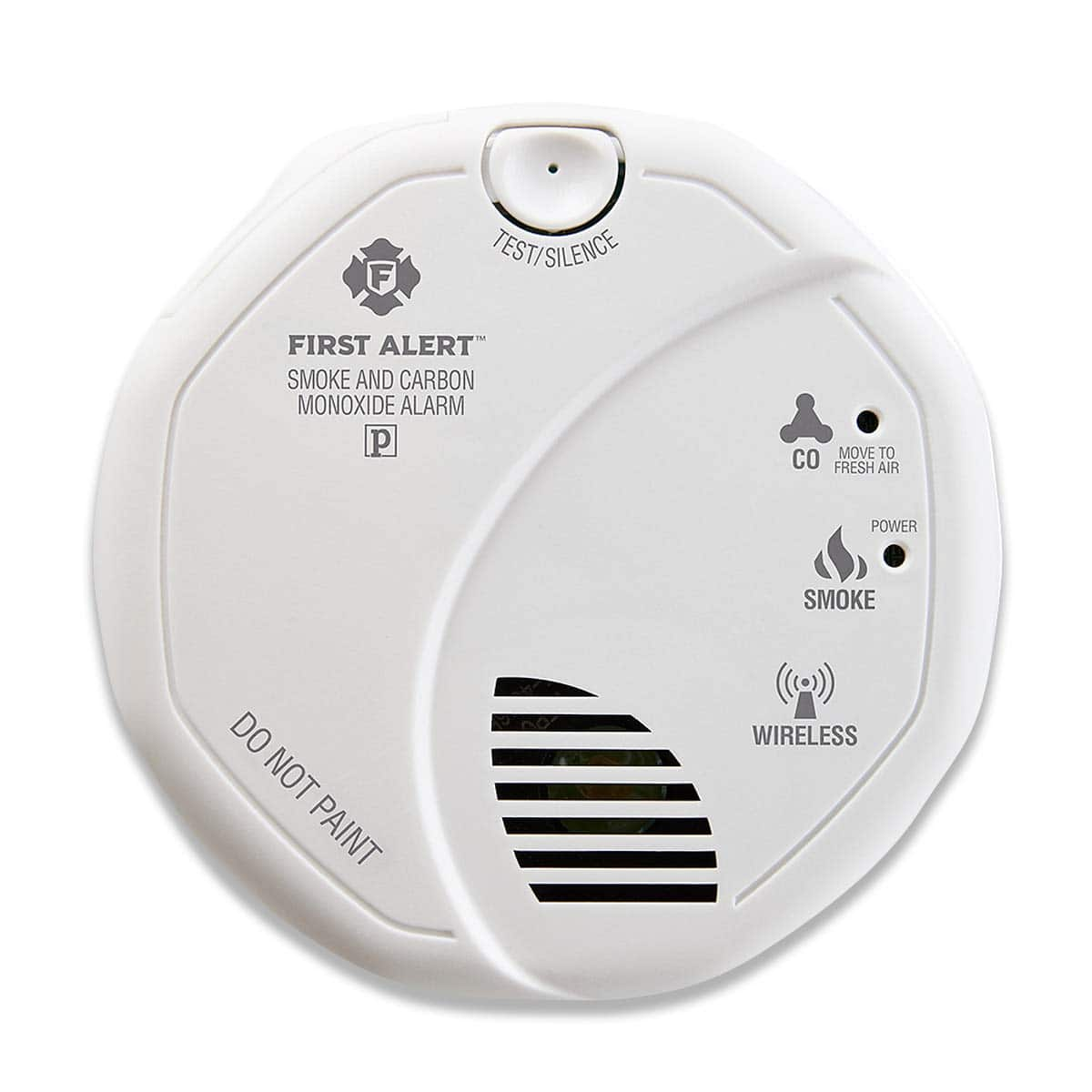 First Alert 2-In-1 Z-Wave Smoke Detector & Carbon Monoxide Alarm $34.18 + Free Shipping