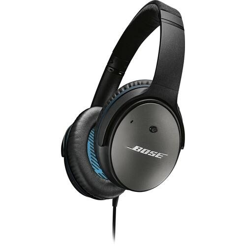 QuietComfort 25 Acoustic Noise Cancelling Headphones for Samsung and Android devices, Black (wired, 3.5mm) $169 + Free Shipping