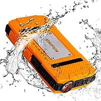 10400mAh Waterkproof Portable Charger Dual USB 3A Out External Battery Power Pack $  19.99 w/FS @Amazon
