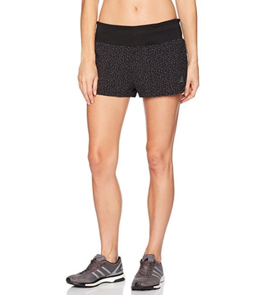 adidas Womens Running Supernova Glide Short
