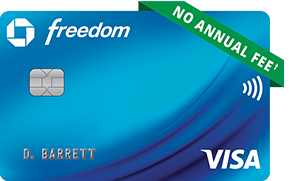 Chase Freedom® Credit Card: $200 Bonus after spending $500 in 1st 3-mos + 0% APR for 15 mos + 3% balance transfers for 60 days