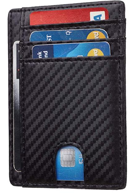 Toughergun RFID Minimalist Slim Front Pocket Wallet (various colors) $5.09 + FSSS