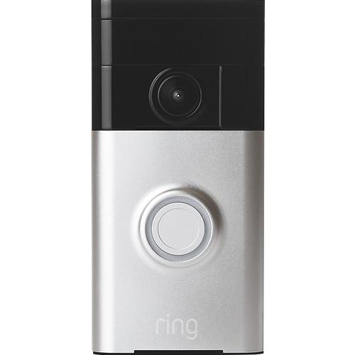 Ring Video Doorbell - Satin Nickel $99