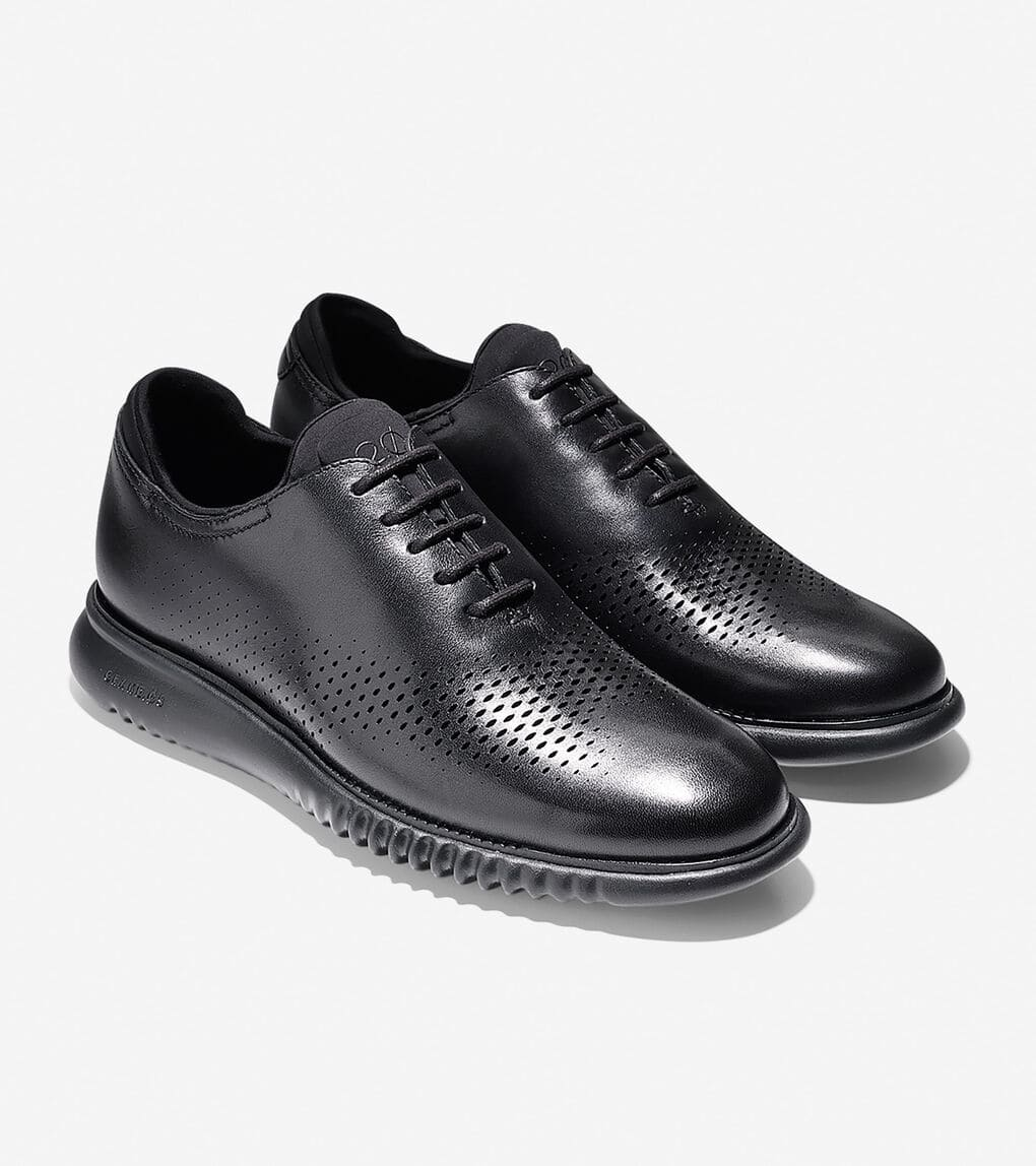 Cole Haan black friday sale 2.ZERØGRAND Lined Laser Wingtip $119 rarely on sale now 60% off