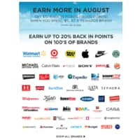 shopyourway.com Deal: Get $10 back in SYWR points (10,000 points) when you spend $10 at a Rewards Brand. YMMV?