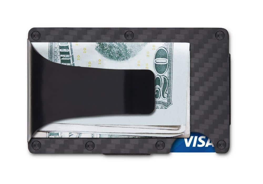 Bapup Minimalistic Carbon Fiber (Either Cash Strap or Money Clip) $29.99 + shipping