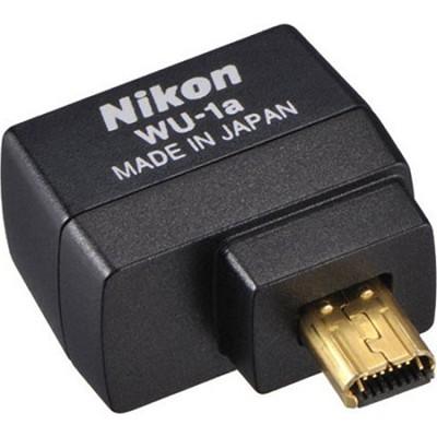 Nikon WU-1a Wireless Mobile Adapter - Factory Refurbished ($17.95)