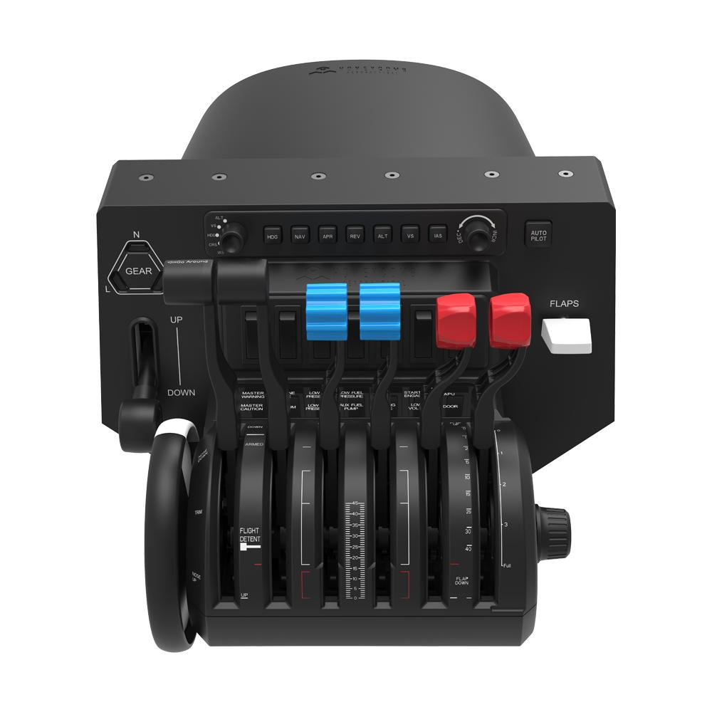 Honeycomb Bravo Throttle Quadrant Available $249.99 + $19.99 Shipping $269.98