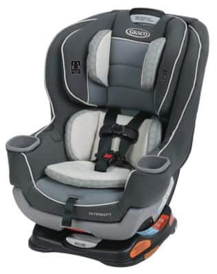 Graco Extend2Fit Convertible Car Seat $127