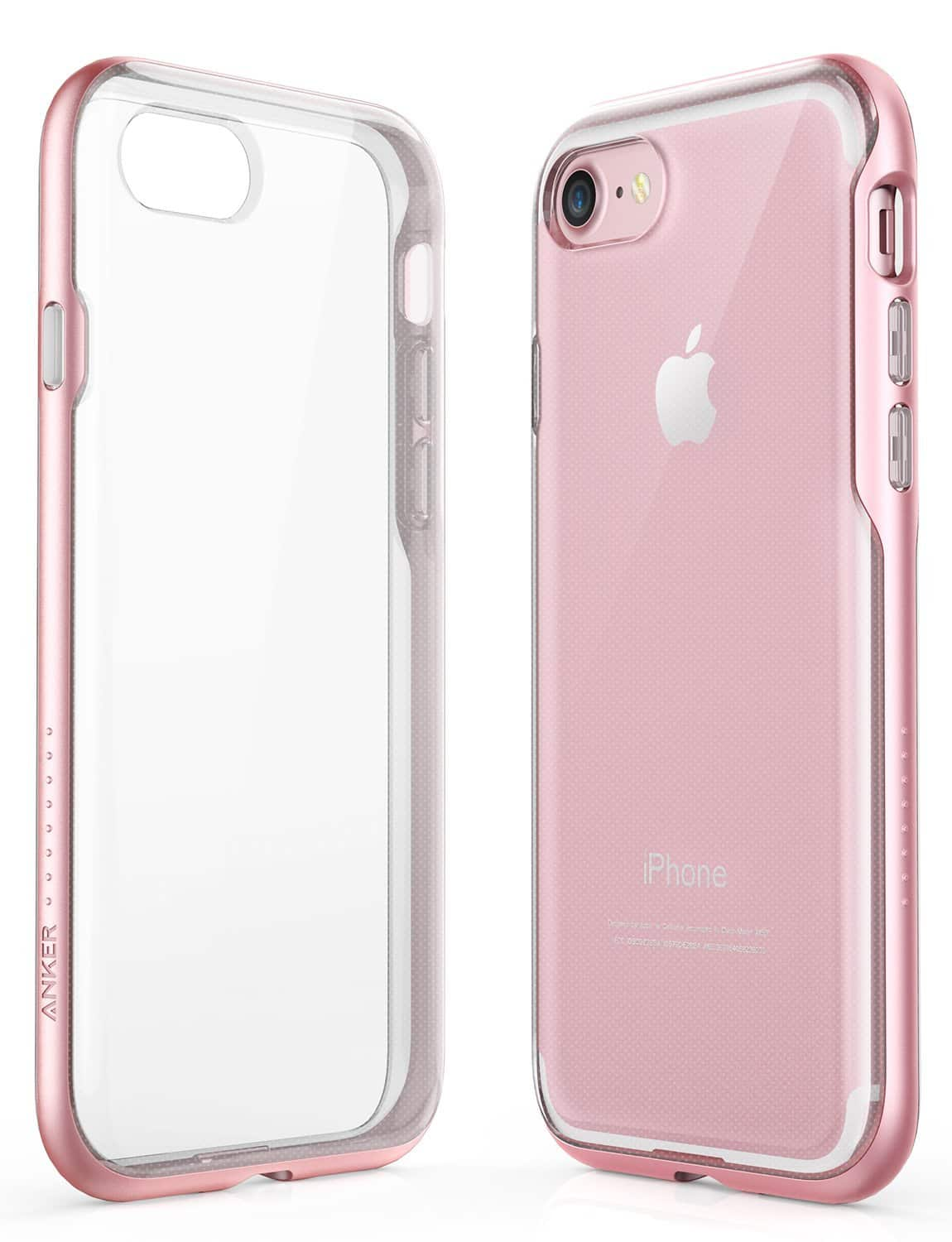 Anker Cases and Protectors for iPhone X / 8+ / 8 from $3.49 + free prime shipping
