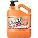 Permatex Fast Orange Hand Clear with Pump, 1 Gal, Prime only w/ FS $9.99